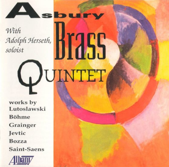 The Asbury Brass Quintet