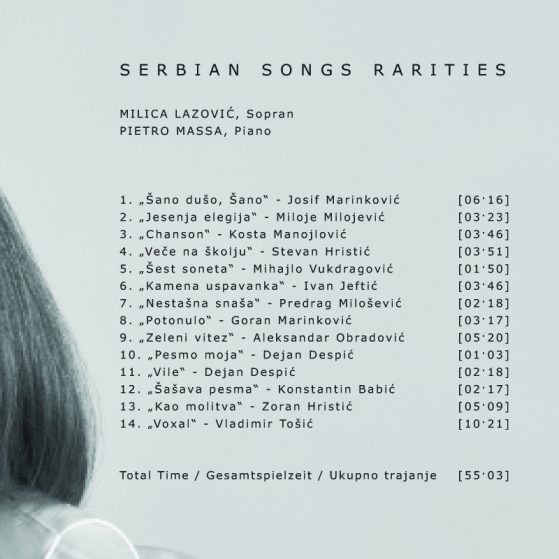 Serbian songs