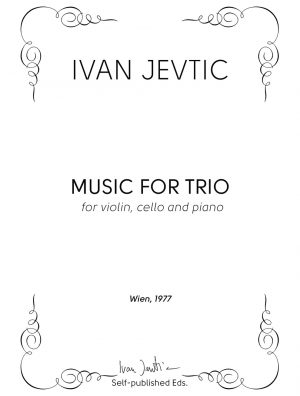 MUSIC FOR TRIO