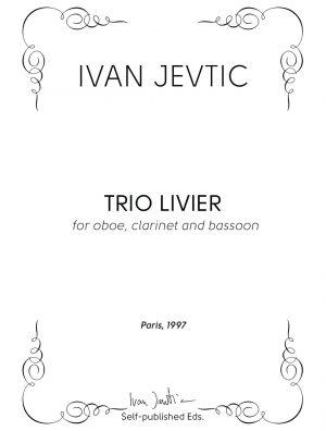 TRIO LIVIER