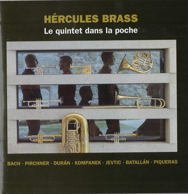 Hércules Brass Le Quintet Dans La Poche