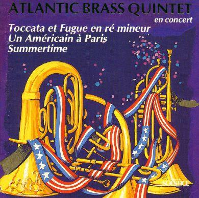 Ivan Jevtic Atlantic Brass Quintet