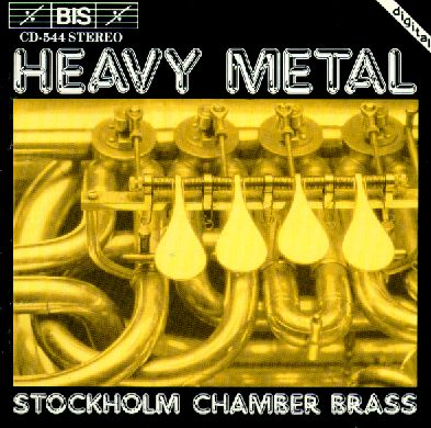 Heavy Metal - Stockholm Chamber Brass