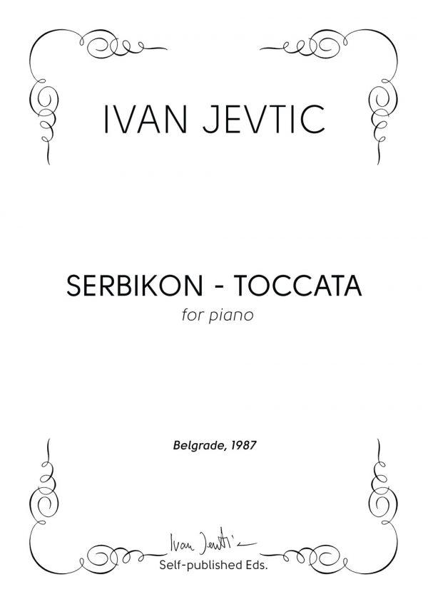 SERBIKON - TOCCATA